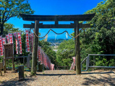 知多 本宮神社
