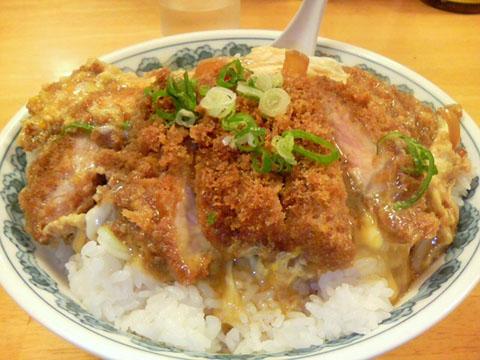 洋食工房パセリ カツ丼