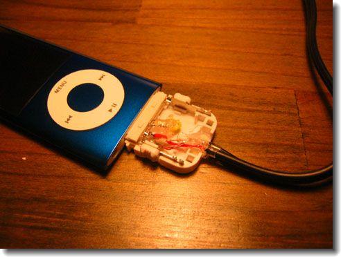 iPod Dock4